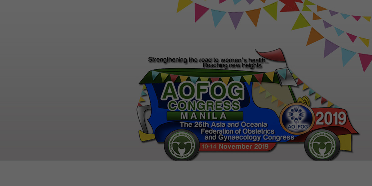 AOFOG Congress 2019